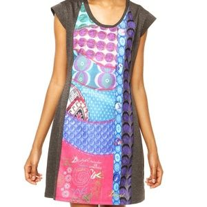 Desigual Sarai Artsy Dress